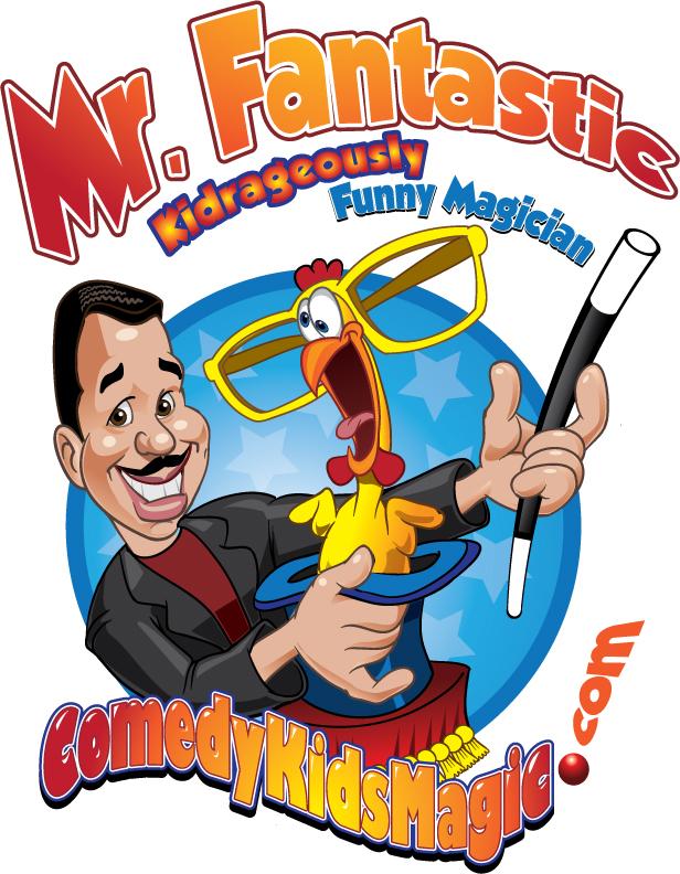 Mr Fantastic CKM Logo